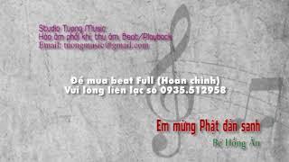 [Beat] Em Mừng Phật Đản Sanh - Bé Hồng Ân