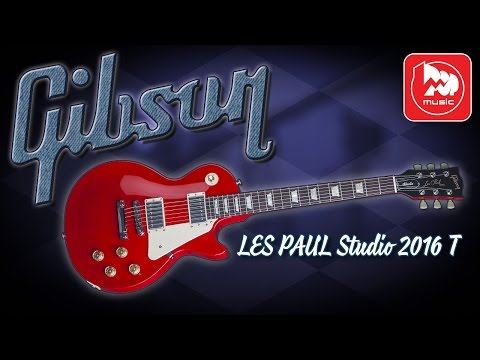 Электрогитара GIBSON LES PAUL Studio 2016 T
