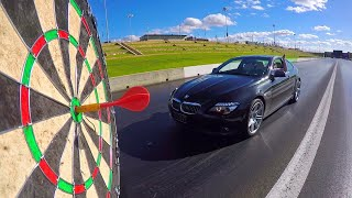 FASTEST BULLSEYE OUT A CAR!!
