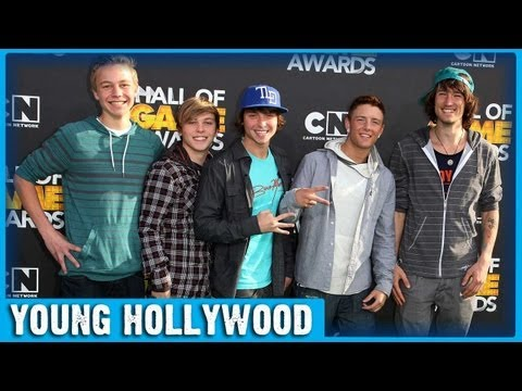 Meet X FACTOR Breakouts, Emblem3!