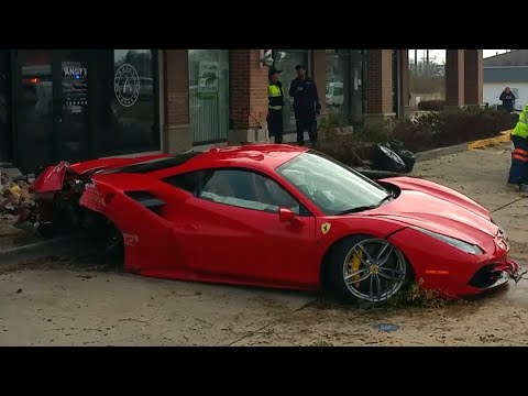 Ferrari Test Drive Goes Wrong | Too Much Horsepower