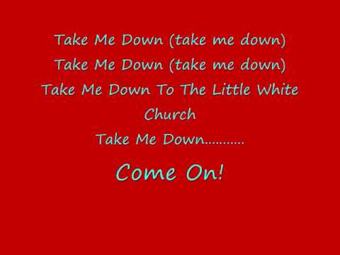 Little Big Town- Little White Church Lyrics Video