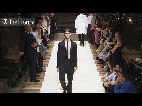 Les Hommes Men Spring summer 2013 Full Show   Milan Men's Fashion Week   Fashiontv Fmen video