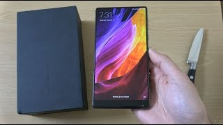 Xiaomi Mi Mix - Unboxing & First Look! (4K)