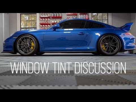 The Type of Window Tint I Use On My Cars