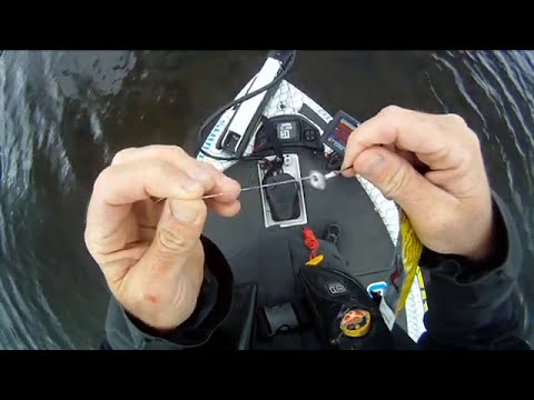 Fishing a Rage Tail Grub for Smallmouth Bass - Dave Mercer's Facts of Fishing THE SHOW