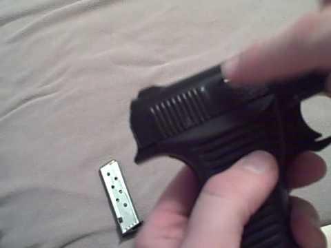Lorcin Pistol Update