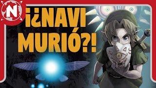 La verdad sobre Navi: ¿Muere al final de Ocarina of Time?