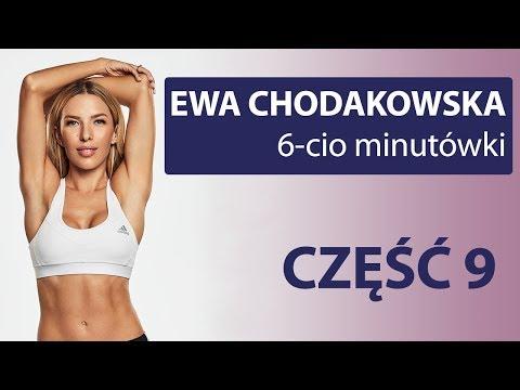 Trening # Brazylijskie pośladki cz. 1 Total Fitness 6 minut [Ewa Chodakowska]