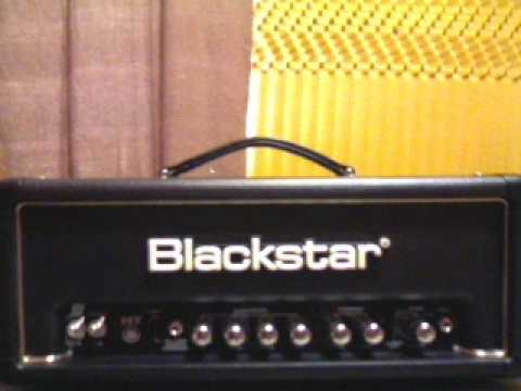 Blackstar  HT-5 head with Strat
