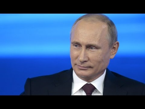 Putin annual Q&A session 2015 (FULL VIDEO)