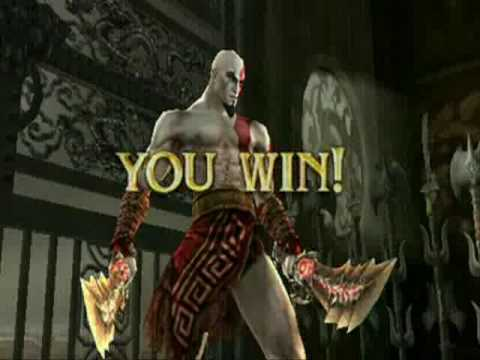 Soul Calibur Ultimate Kratos Trailer.