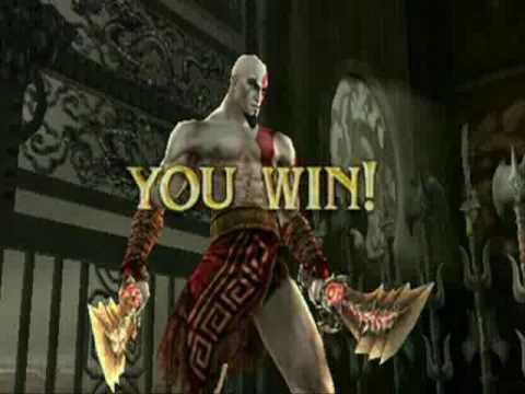Soul Calibur Ultimate Kratos Trailer.