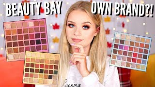TESTING THE NEW BEAUTY BAY COLOUR THEORY PALETTES!! | sophdoesnails AD