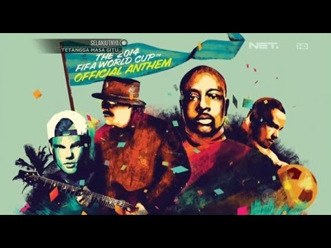 Avicii dan Carlos Santana akan menyanyikan Anthem penutup World Cup 2014