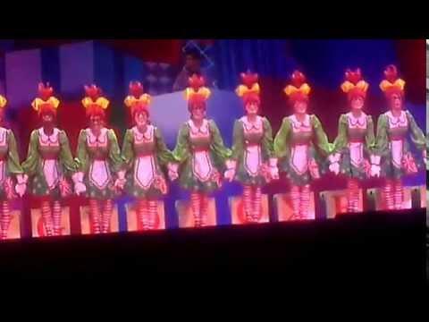 Radio City Music Hall Rockettes Christmas Spectacular 2014