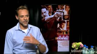 Alexander Siddig - Inescapable Interview with Tribute at TIFF 2012