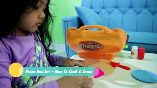 Pizza Box Unboxing & Review!