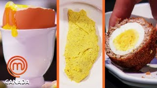 🥚Eggs Easter Special 🥚 | MasterChef Canada | MasterChef World