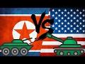 Северная Корея VS США   Противостояние