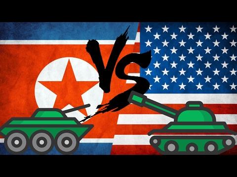 Северная Корея VS США | Противостояние