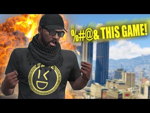 WHAT IS GOING ON?! *RAGE!* | GTA 5 THUG LIFE #162