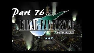 Lancer Plays Final Fantasy VII - Part 76: Fort Condor Huge Materia