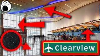 Top 10 Airport Design Secrets You Don