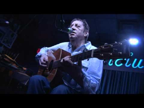 Bert Jansch! at the Iridium, NY. 2010 Part 1.