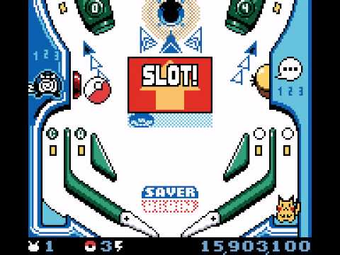 PokeMon Pinball - PokeMon Pinball (GBC) - Vizzed.com Play(awesome99999) - User video