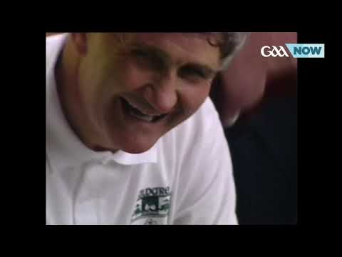 GAANOW: GAA Glory Days - Kildare 1998 & 2018