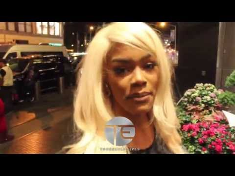 "Teyana Taylor After Lil' Kim Tribute ""I Practiced My Heart Out!"" & Da Brat Reacts"
