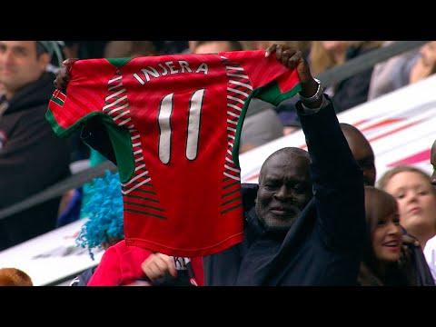 Injera's 231st HISTORIC try for Kenya Sevens