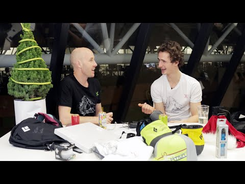 Road to Tokyo #45: Q&A With Adam Ondra & Charlie Boscoe