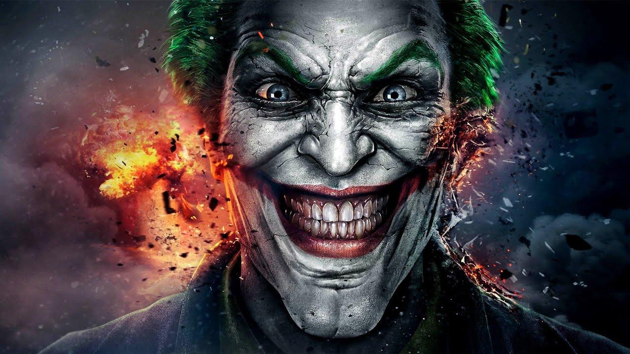 Arkham Joker Laugh The Last Laugh Batman Arkham