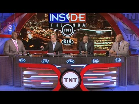 NBA 2K15 - 2K Sports Signed Deal With TNT! | Inside The NBA Studio Show Will Be Featured In-Game