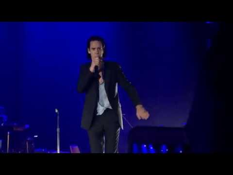 Nick Cave & The Bad Seeds - Jubilee Street (live) Ljubljana Slovenia Arena Stožice 30.10.2017