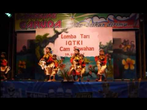 Tari Jaranan - Tk Puspita video