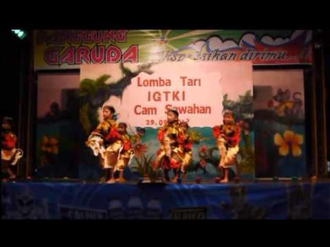 Tari Jaranan - Tk Puspita video