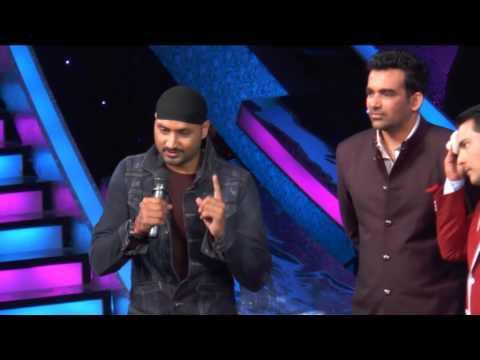 Sa Re Ga Ma Pa Li'l Champs 5 | Cricketers Harbhajan sing  Varun Dhawan and Yami Gautam