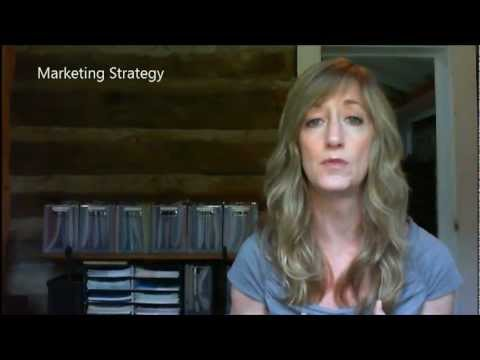 Startup Business Plan - Marketing Strategy Section (video 4)