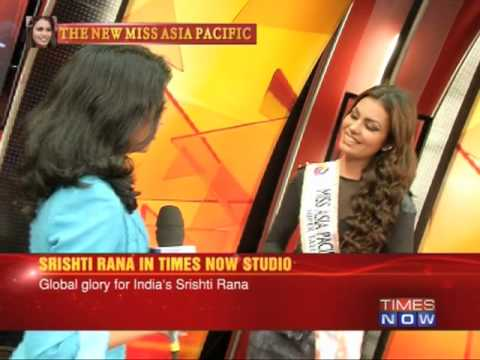 Meet the newly crowned Miss Asia Pacific World
