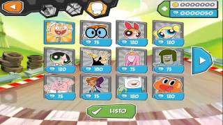 Formula Cartoon All-Stars Juego Excelente Y Gratis