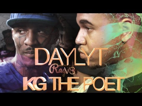 KOTD - Rap Battle - Daylyt vs KG The Poet