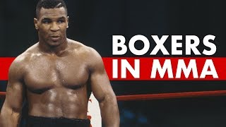 10 Boxers We Wish Fought In MMA