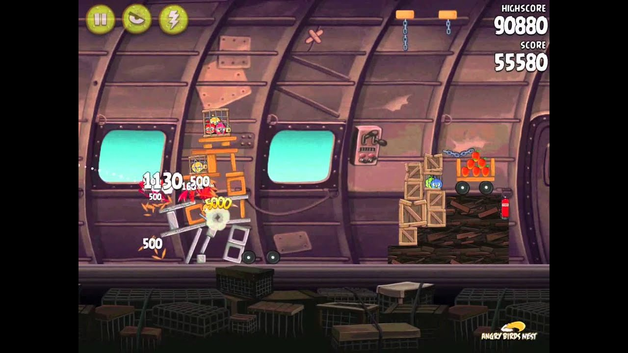 Level 3 1 Walkthrough For Poached Eggs bet365 poker mobil bet_365 In Angry Birds Angry Birds