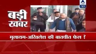 Talks between Akhilesh Yadav, Mulayam Singh Yadav fail: sources