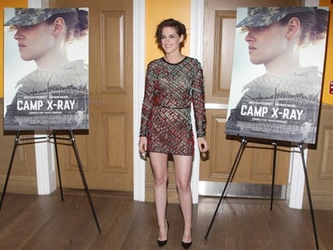 Stewart Falls in Line for 'Camp X-Ray'