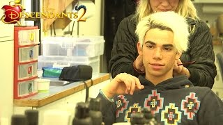 Get Real with Cameron Boyce | Descendants 2