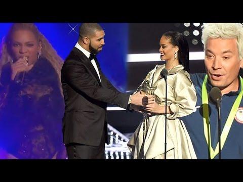 Drake Declaró Su Amor por Rihanna, Britney Spears Playback? Y Beyonce Rompe Cámaras